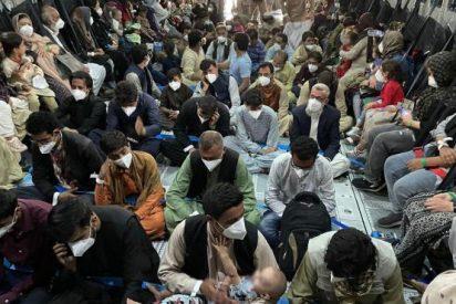 Alemania detecta una veintena de criminales peligrosos entre los afganos evacuados: ¿Cuántos le han colado a España?