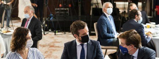 """Eduardo Inda: """"La guerra montada en el PP de Madrid es una imbecilidad nivel Dios"""""""