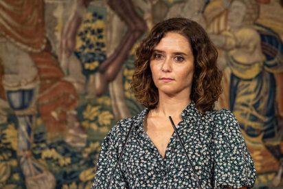 """Isabel Díaz Ayuso, sobre la manifestación contra la homofobia: """"El Gobierno Sánchez nos toma por imbéciles"""""""