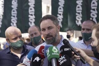 "Abascal (VOX) acusa a Sánchez (PSOE) de la marcha neonazi en Chueca: ""Apesta a cloaca socialista"""