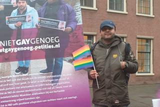 La trágica historia de Ahmad: un afgano homosexual que podrá ser deportado a los talibanes