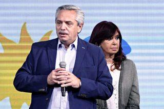 Alberto y Cristina Fernández sufren una arrolladora derrota en las primarias argentinas
