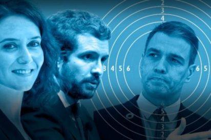 """Eduardo Inda: """"El enemigo es Sánchez, no Ayuso"""""""