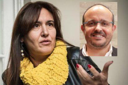 """El sublime troleo de Alejandro Fernández a los independentistas catalanes: """"Día ideal para recordar la represión que sufre Laura Borrás"""""""