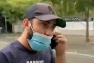Barcelona Ciudad sin Ley:  este carterista llama a los Mossos porque la gente le impide entrar al Metro a robar