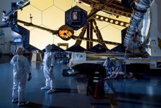 La NASA pondrá en órbita el telescopio Webb el 18 de diciembre