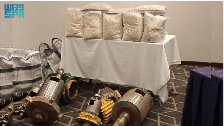 Incautan cientos de miles de anfetaminas usadas para financiar a los terroristas de Hezbollah