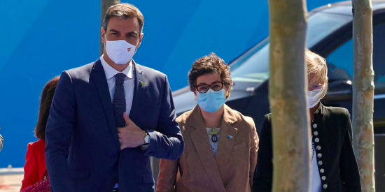 Pavor en Moncloa: González Laya diseña su declaración ante el juez para imputar penalmente a Sánchez