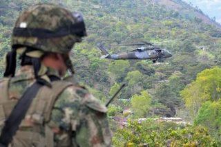 Nuevo ataque a una base militar en la región colombiana del Catatumbo