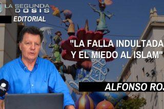 """Alfonso Rojo: """"La falla indultada y el miedo al Islam"""""""