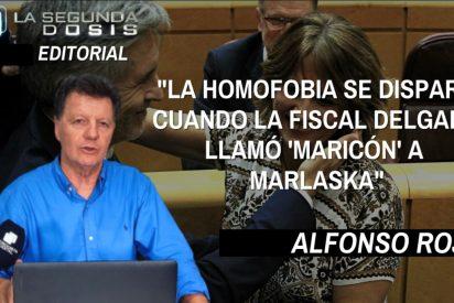 """Alfonso Rojo: """"Sánchez y sus progres no tienen que temer por sus traseros; todo era un bulo"""""""