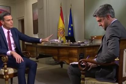 TVE clava otra entrevista-masaje a Pedro Sánchez como aperitivo a la nueva temporada de 'Masterchef Celebrity'