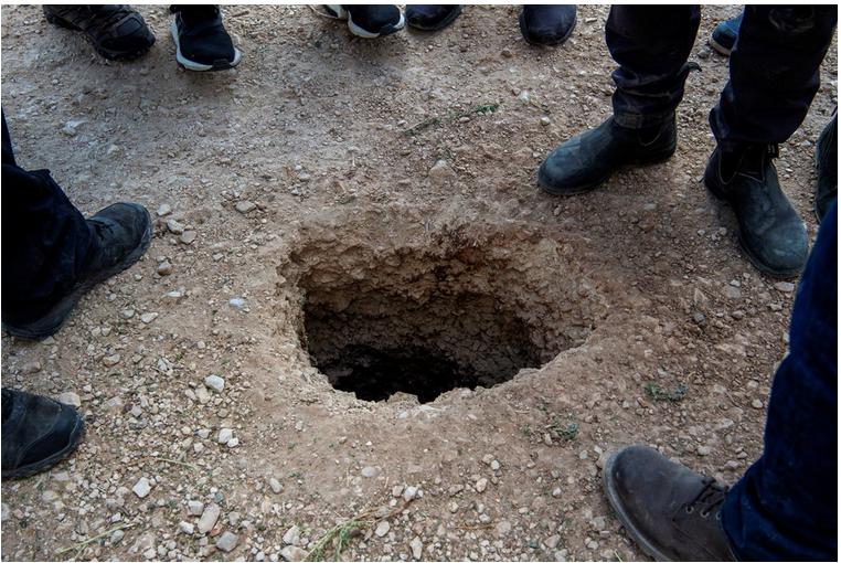 Seis peligrosos terroristas islámicos escapan de una prisión de alta seguridad en Israel