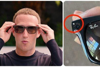Las dudas legales 'ciegan' el nuevo invento de Facebook: unas gafas para hacer vídeos en la calle