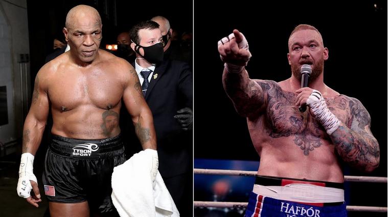 La Montaña de Game of Thrones reta a Mike Tyson a un combate de boxeo