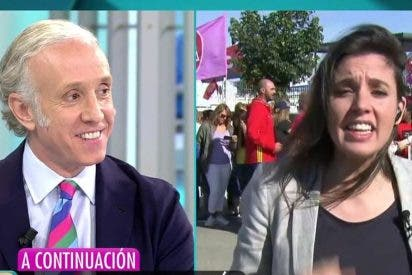 "Eduardo Inda: ""Irene Montero, eres 'tonte', muy 'tonte'"""
