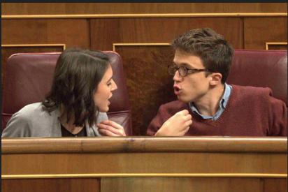 La expareja de Juana Rivas se harta de Irene Montero e Íñigo Errejón: les denuncia por 140.000 euros