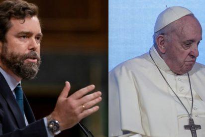 """Espinosa de los Monteros 'excomulga' al Papa Francisco por su disculpa a México por los """"pecados"""" de la Conquista"""