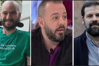 """Épico 'bofetón' de Jordi Sabaté a Maestre por atacar a Alfonso Reyes: """"Te doy con toda la mano abierta. Primer y último aviso"""""""