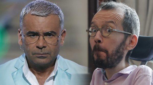 Jorge Javier y Echenique politizan la agresión homófoba de Madrid para forzar la censura a VOX en TV