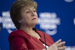 Joe Biden pedirá la renuncia de Kristalina Georgieva como directora del FMI por sus 'favores' a China