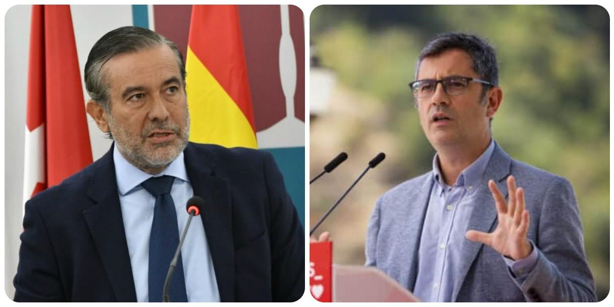 """Enrique López sentencia a Félix Bolaños tras atacar a los jueces: """"Tiene que dimitir"""""""
