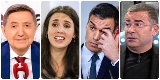 """Losantos: """"¿Pedirán perdón Podemos, el psicópata de La Moncloa o J.J. Vázquez por acusar a la derecha de la falsa agresión al gay?"""""""