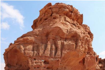 Las misteriosas tallas de camellos en el norte de Arabia provienen del Neolítico