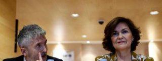 Las pesquisas del 'caso Ghali' incriminan como sospechosos a Calvo y Marlaska