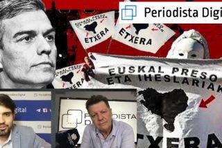 """Alfonso Rojo vs Hugo Pereira: """"La mentira de los titulares, el asesino Parot, el 'pollo' Carvajal y la feroz Ayuso"""""""