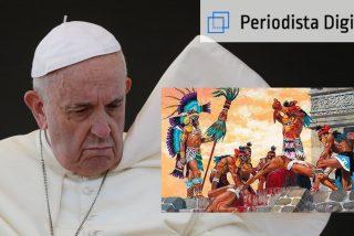 ¿Perdón? de qué, Papa Francisco?