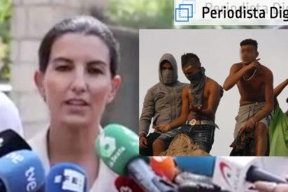 """Rocío Monasterio: """"Que manden los MENAS a casa de 'la Médico y Madre' y a la de Anabel Alonso"""""""