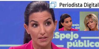Rocío Monasterio (VOX) reparte zascas: primero en la Asamblea de Madrid y después en Antena 3