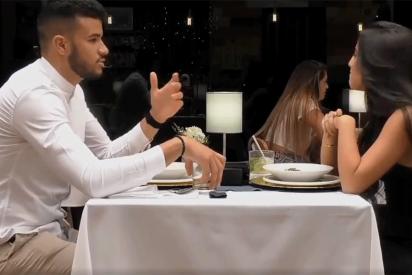 Machismo en 'prime time': un musulmán opina en 'First Dates' sobre cómo debe vestir su novia y las feministas callan
