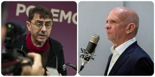 'El Pollo' Carvajal picotea a Unidas Podemos y pone bajo sospecha a Juan Carlos Monedero