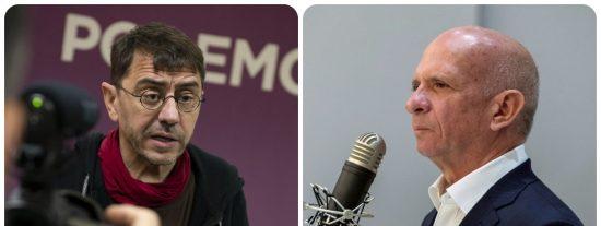 'El Pollo' Carvajal canta ante el juez que Monedero recibió 200.000 euros del chavismo para Podemos