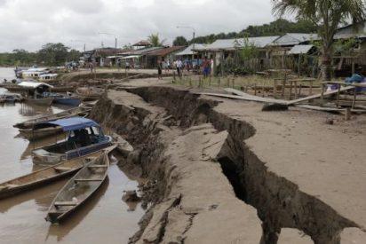 Nicaragua registra un terremoto de 6,5 grados frente a su costa oeste
