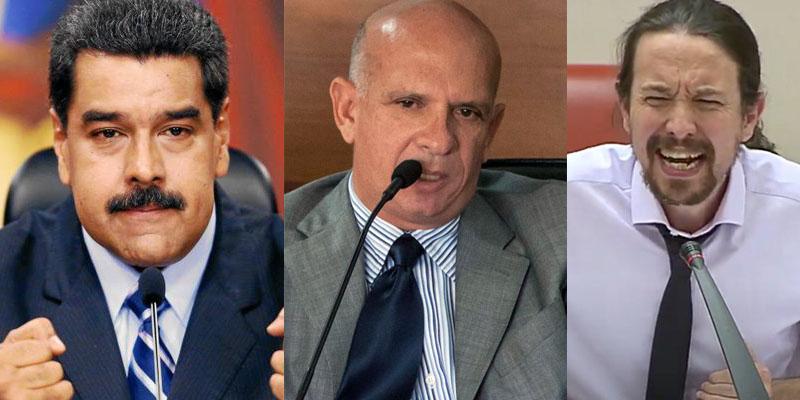 'El Pollo' Carvajal admite estar listo para 'cantar' ante el juez y desata el pánico en el chavismo y Podemos