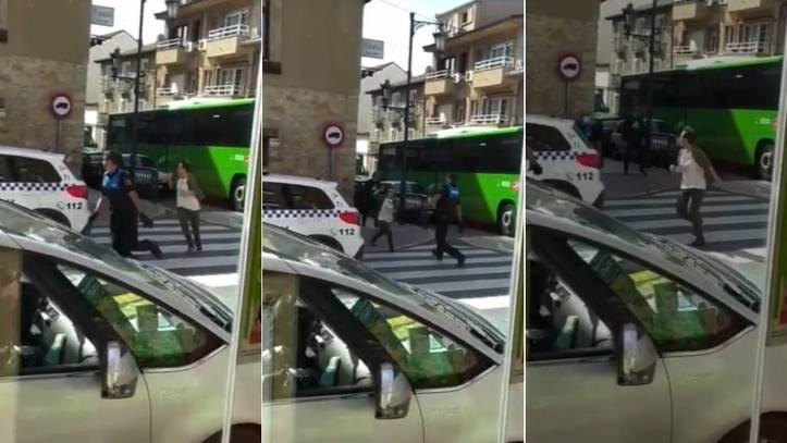 El nuevo ataque de Noelia de Mingo: apuñala a dos mujeres en El Molar