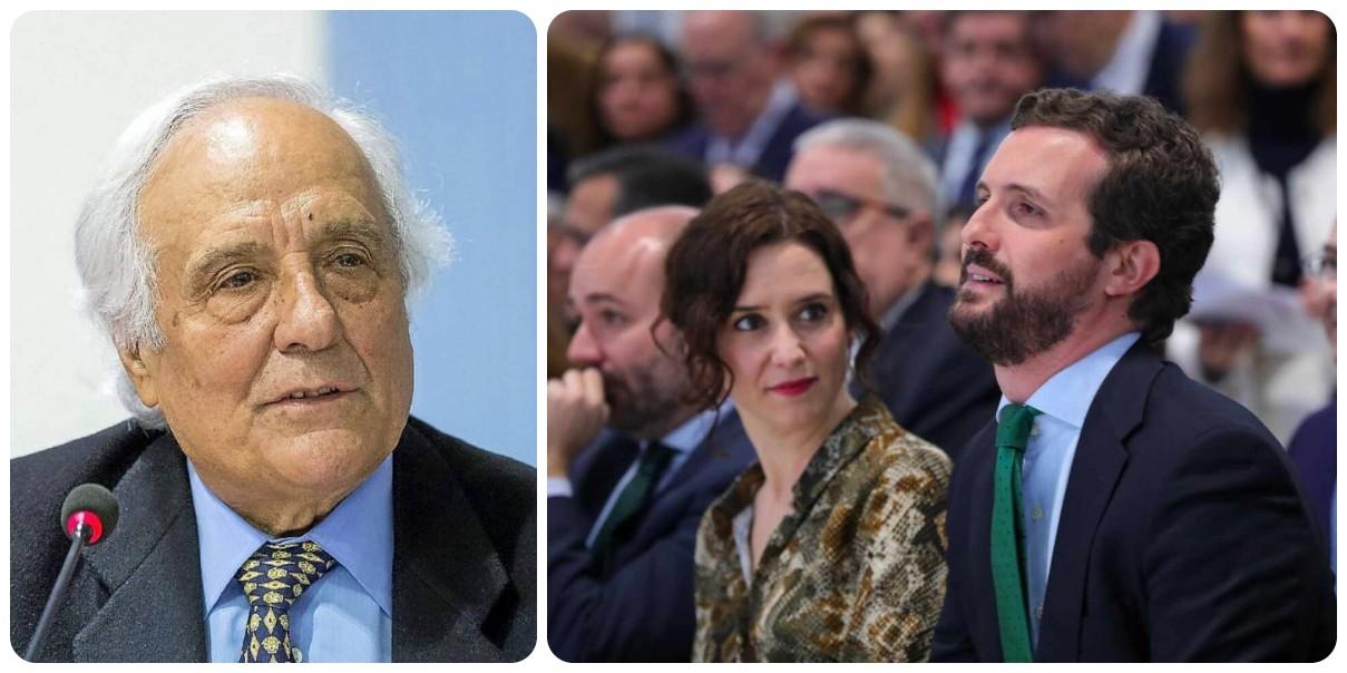 Raúl del Pozo dice que militantes del PP están 'cabreados' con Casado por intentar frenar a Ayuso