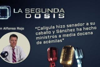 """""""Calígula hizo senador a su caballo y Sánchez ha hecho ministros a media docena de acémilas"""""""