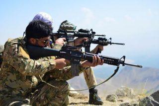 Brutales combates en la única provincia afgana fuera del control de los talibanes