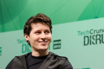 """Pavel Durov: """"El contenido irrelevante de aplicaciones como Netflix y TikTok embarra nuestras mentes"""""""