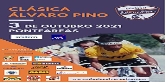 Clásica Álvaro Pino, comienza la marcha atrás en Ponteareas