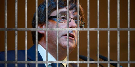 El golpista Puigdemont detenido en Cerdeña por la orden de busca y captura del Tribunal Supremo