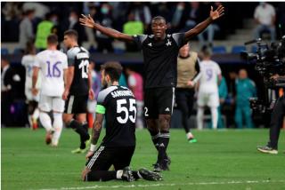 La burla del Sheriff al Real Madrid que tuvo que borrar de las redes sociales