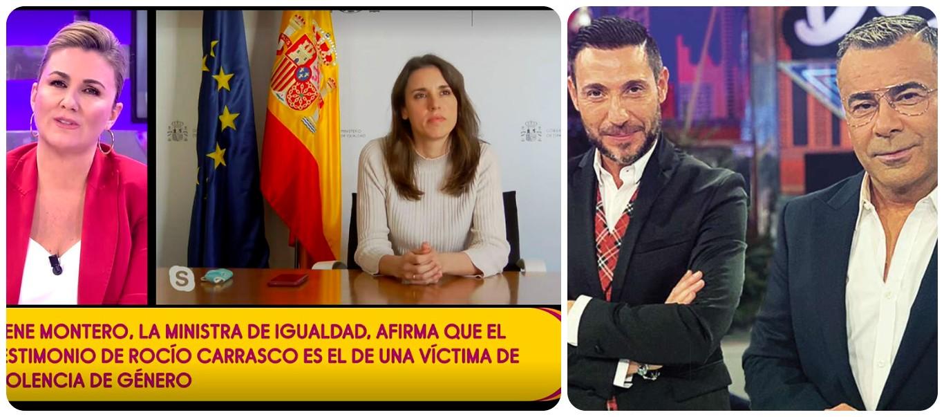 La Justicia le mete un sopapo a 'Sálvame' y al Gobierno Sánchez por alinearse contra Antonio David Flores