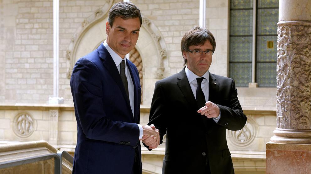 """Inda: """"Por mucho que Marchena condene al pájaro de Puigdemont, llegará el tío Pedro y lo indultará"""""""