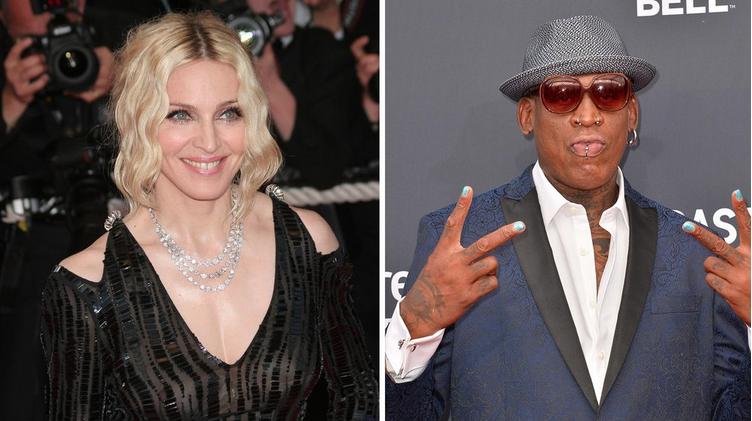 La secreta relación amorosa entre Scottie Pippen y Madonna que enloqueció a Michael Jordan