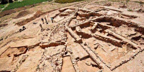 Una antigua ciudad en el Valle del Jordán fue arrasada por un impacto cósmico